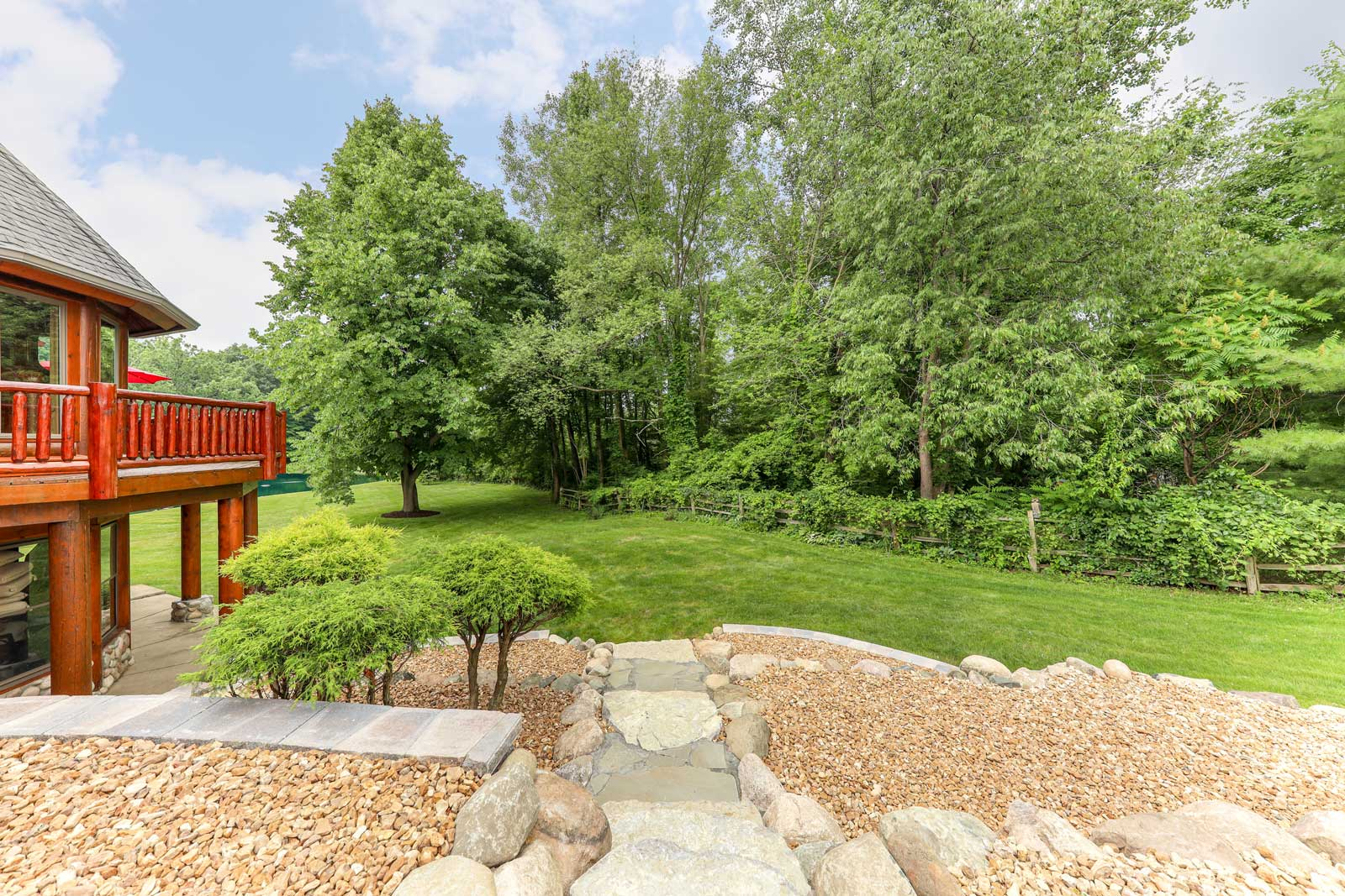 Multi-Level Retaining Wall in Howell