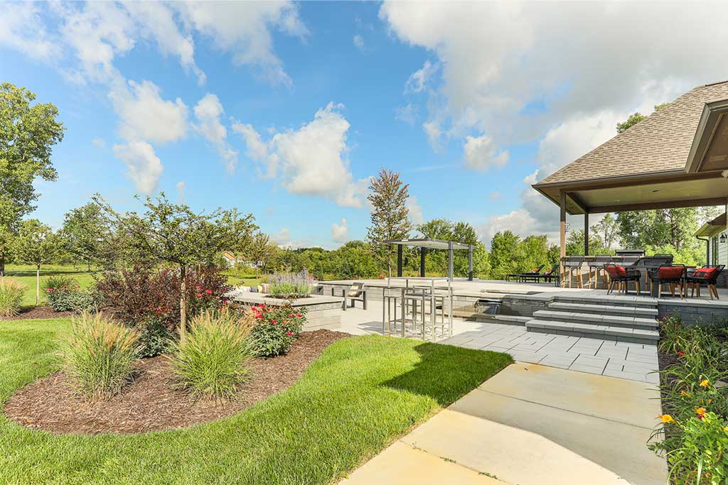 Stunning Paver Patio in Northville