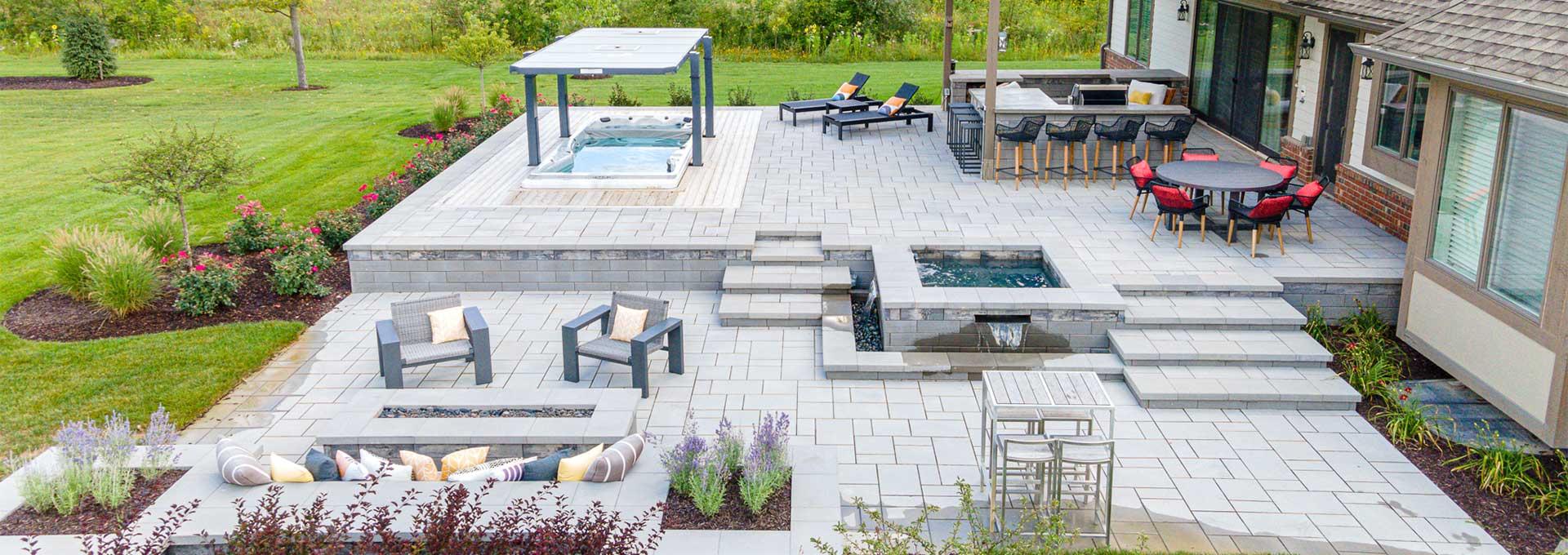 Landscape Design and Build Sales
